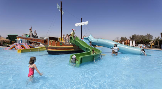 Aqua Blu Hotel And Water Park, Sharm el Sheikh – Egypt (40)