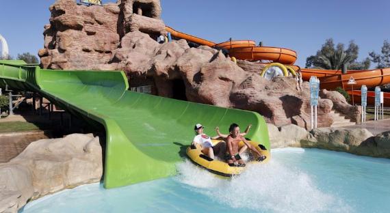 Aqua Blu Hotel And Water Park, Sharm el Sheikh - Egypt (41)