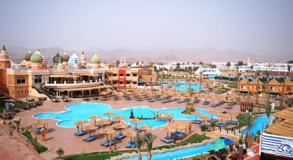 Aqua Blu Hotel And Water Park, Sharm el Sheikh - Egypt (7)