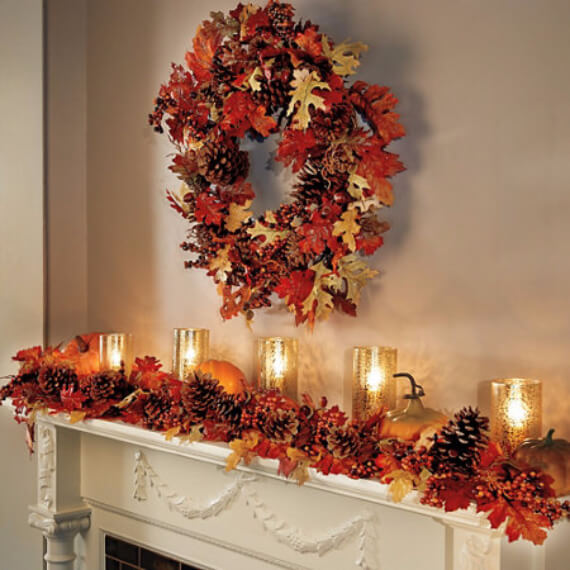 Get Stylish with Fall Decorating Ideas and Holidays (37)