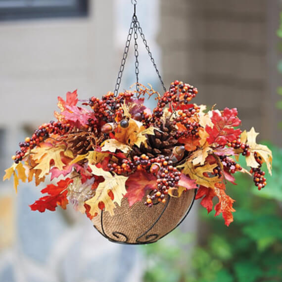 Get Stylish with Fall Decorating Ideas and Holidays (39)