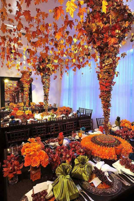 Get Stylish with Fall Decorating Ideas and Holidays (7)