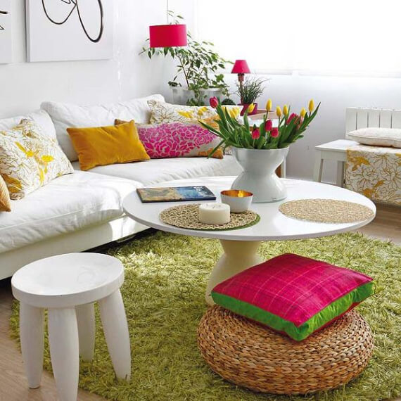 Creative Living Room Centerpiece Ideas For Many Holidays &Occasions  (2)