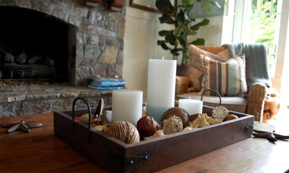 Creative Living Room Centerpiece Ideas For Many Holidays &Occasions  (6)