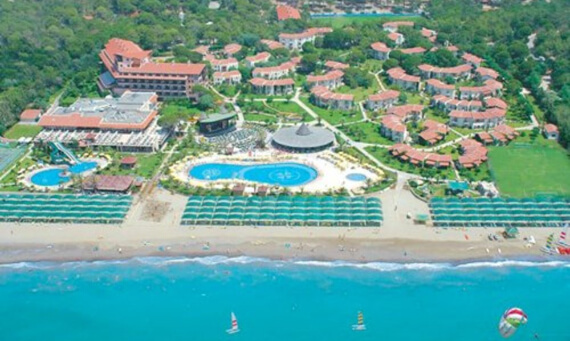 Magnificent Papillon Belvil Hotel Bursting With Holiday Activities (Belek, Turkey)  (1)