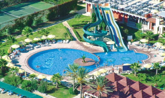Magnificent Papillon Belvil Hotel Bursting With Holiday Activities (Belek, Turkey)  (4)