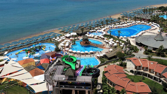 Magnificent Papillon Belvil Hotel Bursting With Holiday Activities (Belek, Turkey)  (40)