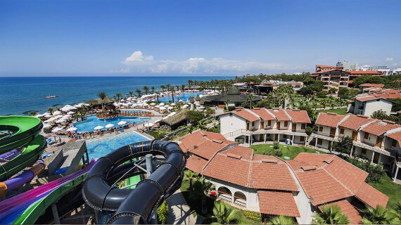 Magnificent Papillon Belvil Hotel Bursting With Holiday Activities (Belek, Turkey)  (42)