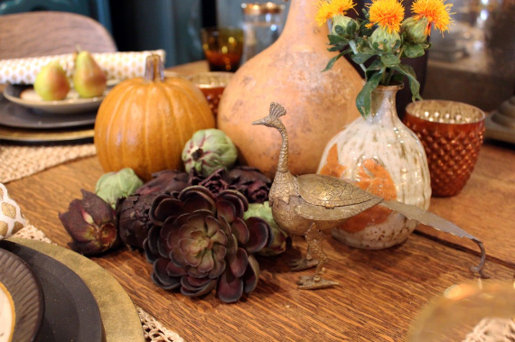 Thanksgiving and Fall Polymer Clay Craft Projects (2)