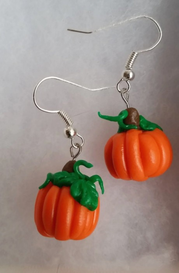 Thanksgiving and Fall Polymer Clay Craft Projects (9)
