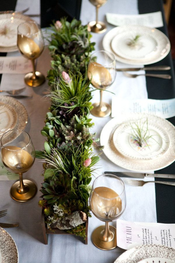 Warm and Inviting Thanksgiving Centerpiece Ideas  (30)