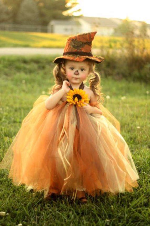 Cool Sweet And Funny Toddler Halloween Costumes Ideas For Your Kids (11)