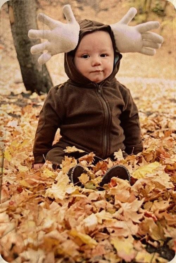 Cool Sweet And Funny Toddler Halloween Costumes Ideas For Your Kids (12)