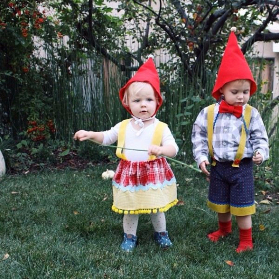Cool Sweet And Funny Toddler Halloween Costumes Ideas For Your Kids (19)