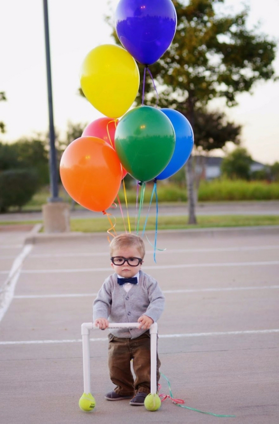 Cool Sweet And Funny Toddler Halloween Costumes Ideas For Your Kids (23)