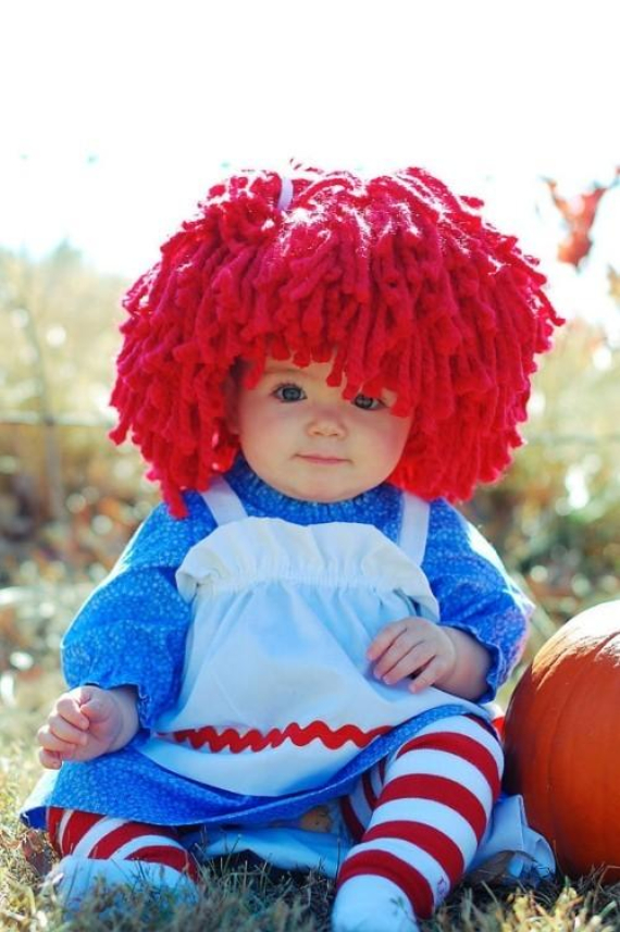 Cool Sweet And Funny Toddler Halloween Costumes Ideas For Your Kids (26)