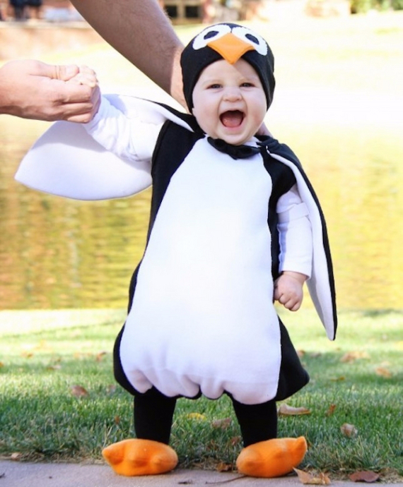 Cool Sweet And Funny Toddler Halloween Costumes Ideas For Your Kids (28)