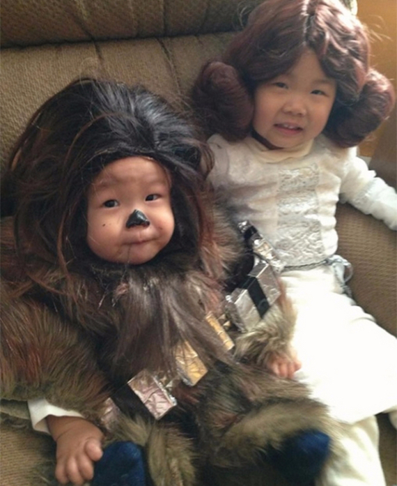 Cool Sweet And Funny Toddler Halloween Costumes Ideas For Your Kids (30)