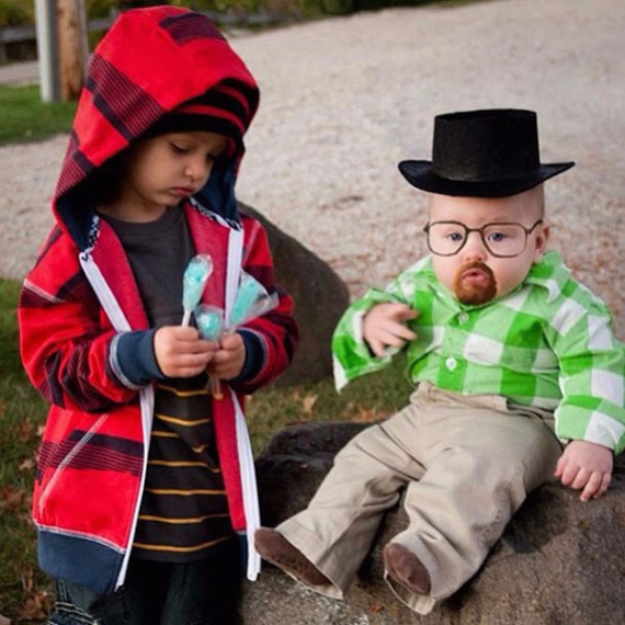 Cool Sweet And Funny Toddler Halloween Costumes Ideas For Your Kids (33)