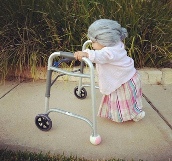 Cool Sweet And Funny Toddler Halloween Costumes Ideas For Your Kids (36)