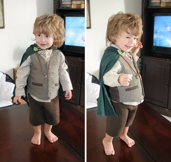 Cool Sweet And Funny Toddler Halloween Costumes Ideas For Your Kids (41)