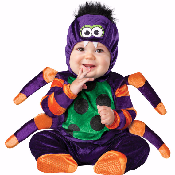 Cool Sweet And Funny Toddler Halloween Costumes Ideas For Your Kids (44)