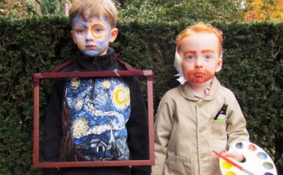 Cool Sweet And Funny Toddler Halloween Costumes Ideas For Your Kids (50)