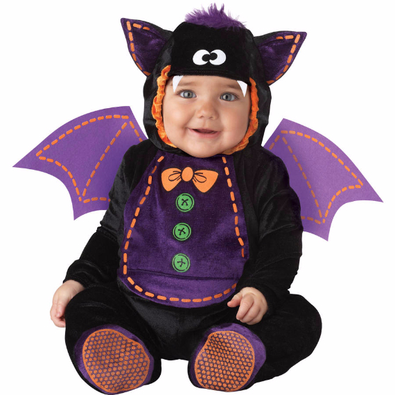 Cool Sweet And Funny Toddler Halloween Costumes Ideas For Your Kids (51)