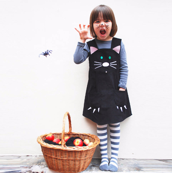Cool Sweet And Funny Toddler Halloween Costumes Ideas For Your Kids (52)