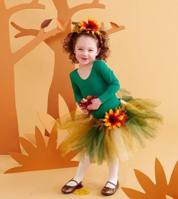Cool Sweet And Funny Toddler Halloween Costumes Ideas For Your Kids (53)