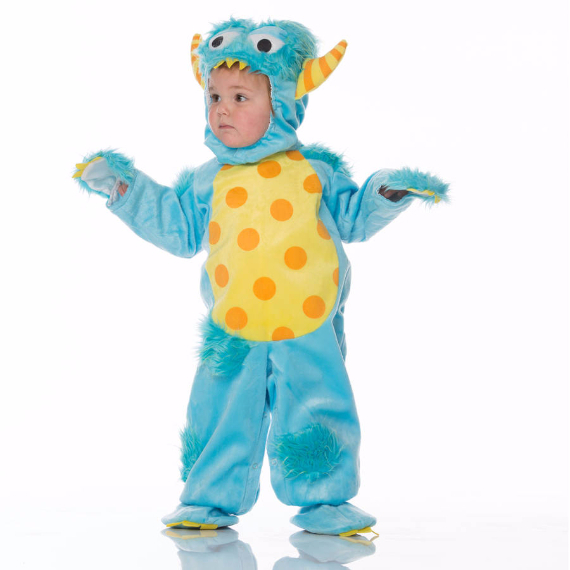 Cool Sweet And Funny Toddler Halloween Costumes Ideas For Your Kids (59)