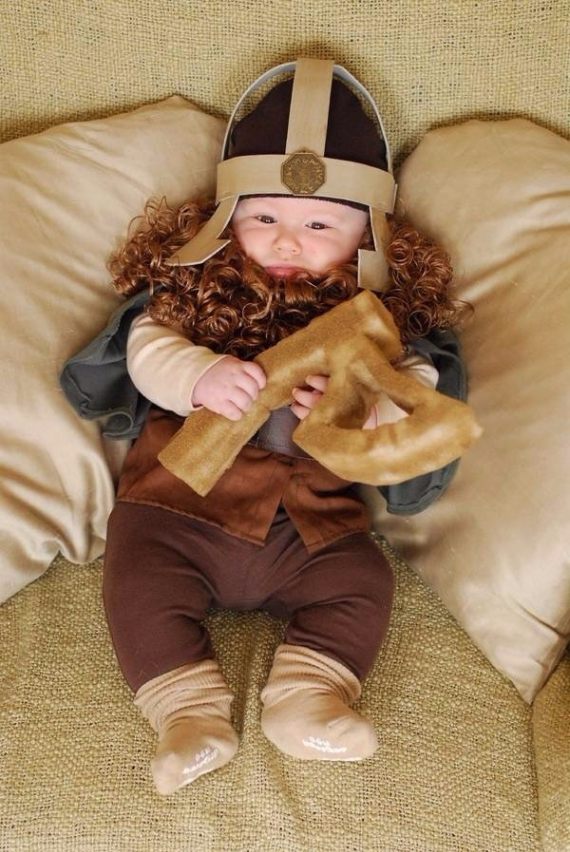 Cool Sweet And Funny Toddler Halloween Costumes Ideas For Your Kids (6)