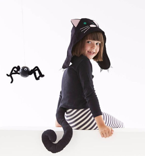 Cool Sweet And Funny Toddler Halloween Costumes Ideas For Your Kids (65)
