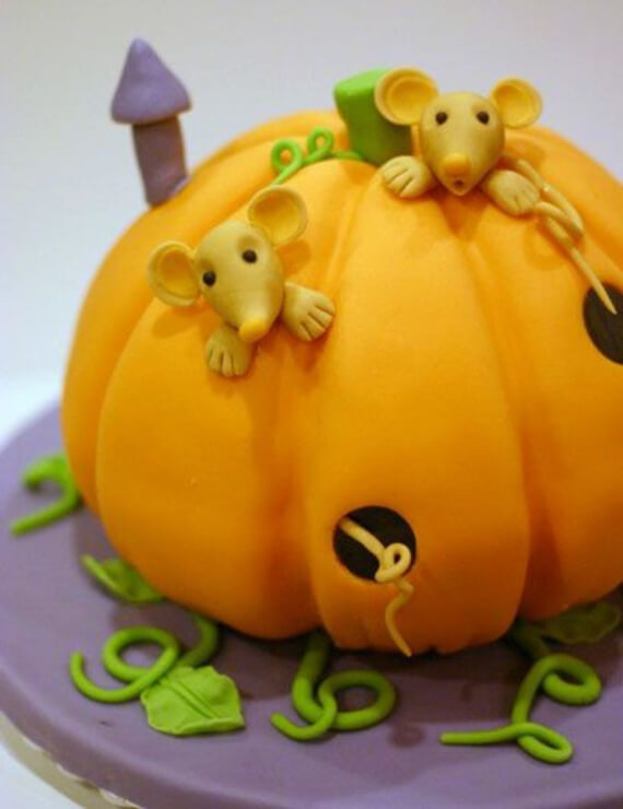 Cute Fall & Halloween Heavenly Holiday Desserts (9)