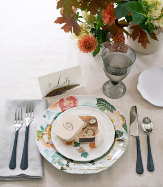 Easy and Elegant Festive Thanksgiving Decorating (11)