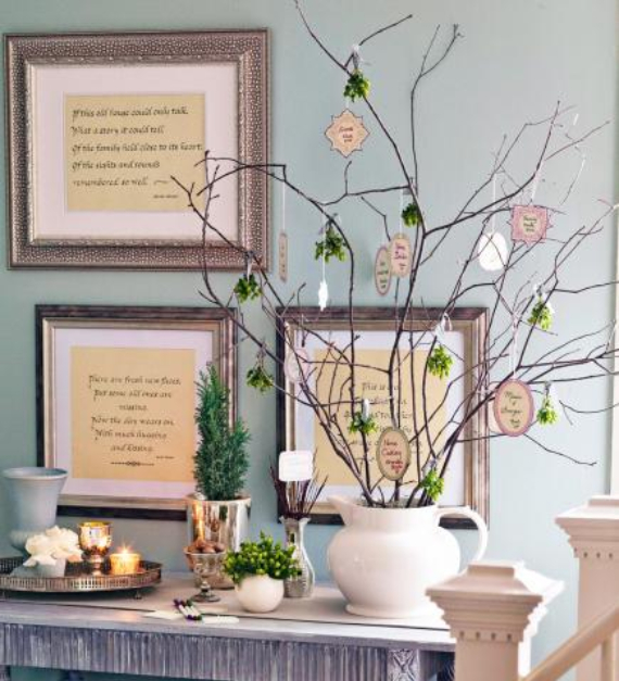Easy and Elegant Festive Thanksgiving Decorating (28)