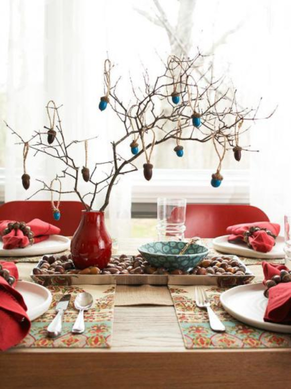 Easy and Elegant Festive Thanksgiving Decorating (33)