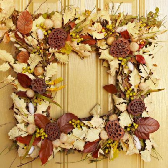 Easy and Elegant Festive Thanksgiving Decorating (35)