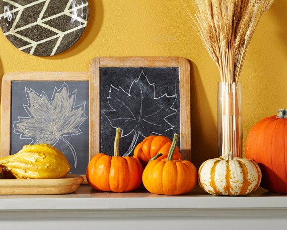Easy and Elegant Festive Thanksgiving Decorating (57)