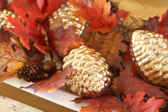 Easy and Elegant Festive Thanksgiving Decorating (8)