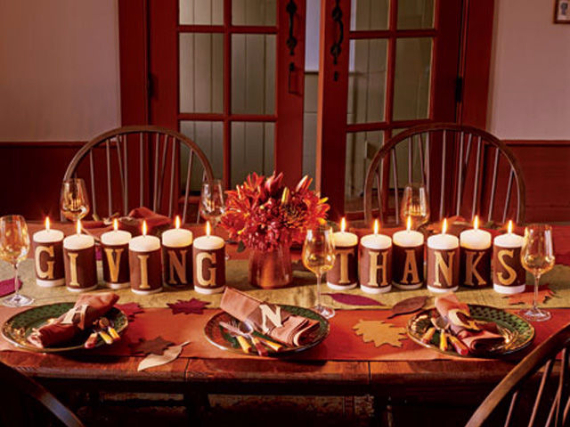 Easy and Elegant Festive Thanksgiving Decorating (9)