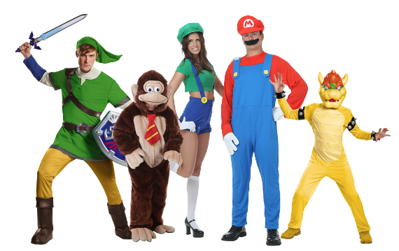 Family Halloween Costumes (1)