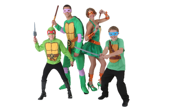 Family Halloween Costumes (2)