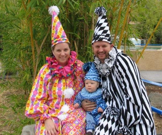 Family Halloween Costumes (20)
