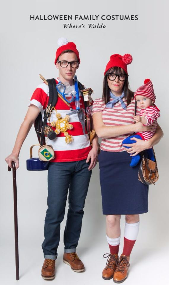 Family Halloween Costumes (23)