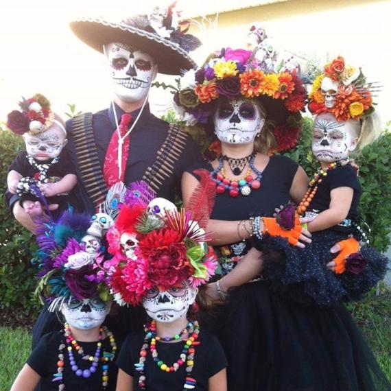 Family Halloween Costumes (7)
