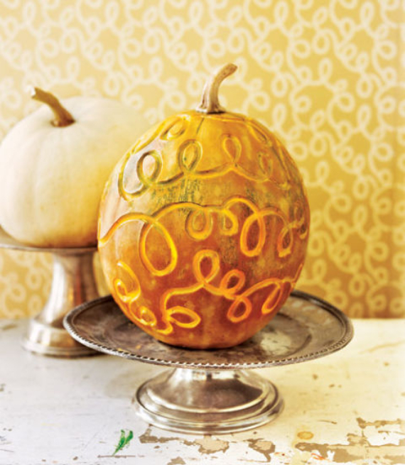 New Ways to Decorate Your Halloween Pumpkins (14)