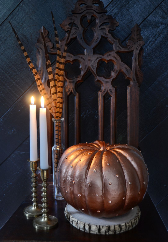 New Ways to Decorate Your Halloween Pumpkins (37)
