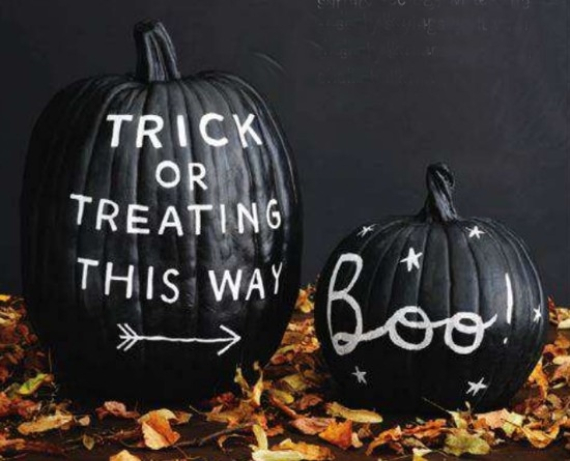 New Ways to Decorate Your Halloween Pumpkins (39)