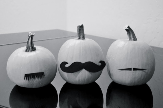 New Ways to Decorate Your Halloween Pumpkins (41)